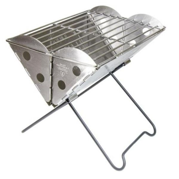 UCO  Flatpack Firepit & Grill Mini